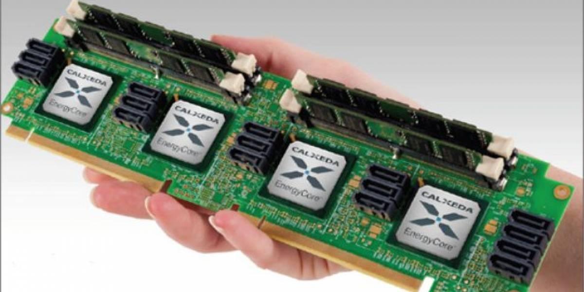 Calxeda: ARM y x86 pueden coexistir en los Datacenters