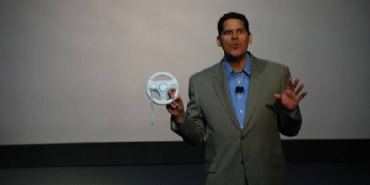 E3: Conferencia Nintendo: Wii Fit, Balance Board, Zapper, Wheel, Super Mario Galaxy y más