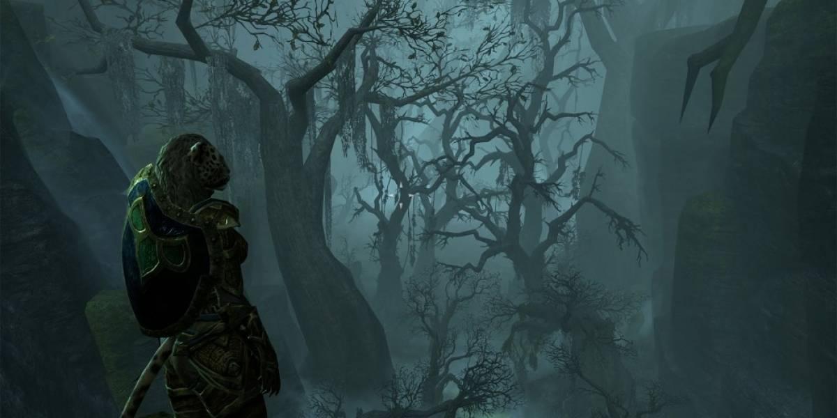 The Elder Scrolls Online anuncia soporte para PS4 Pro