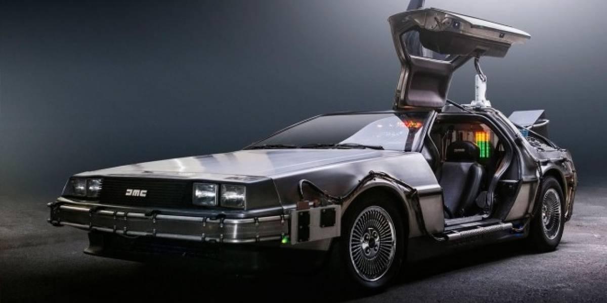 Lo multan por viajar a 88 mph en un DeLorean, no viajó en el tiempo