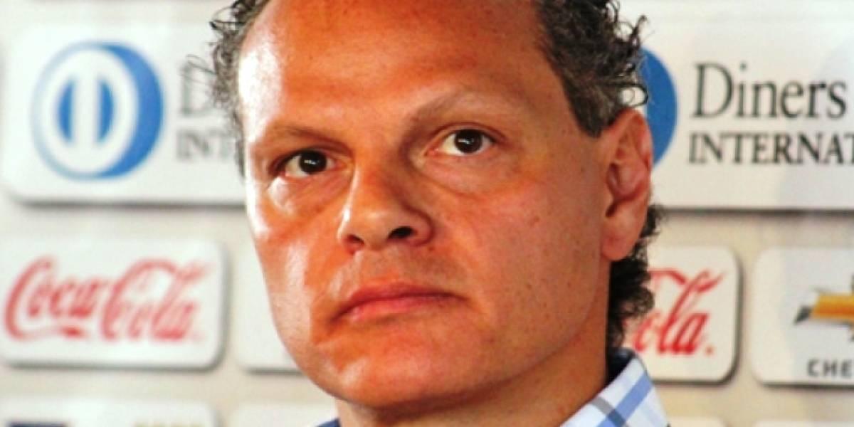 Esteban Paz habló de las palabras de Hernán Barcos