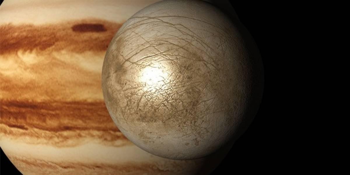 La NASA planea enviar misiones a una luna de Júpiter