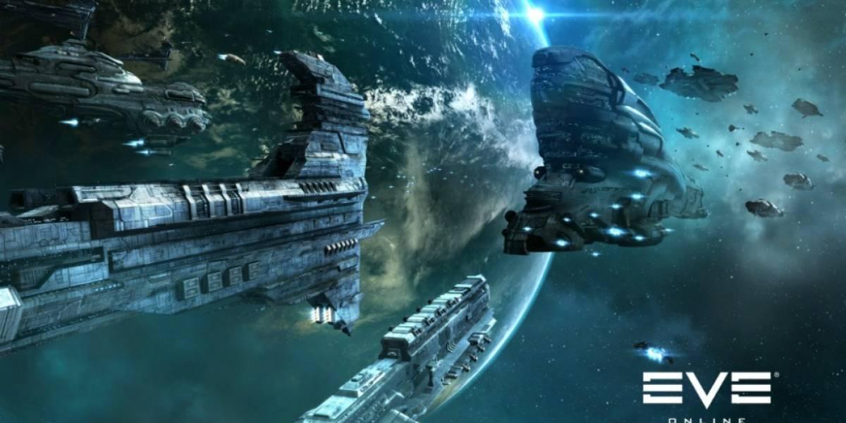 EVE Online se podrá jugar gratis desde noviembre