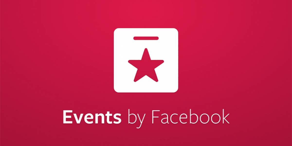 Facebook Events quiere reemplazar tu calendario en Android