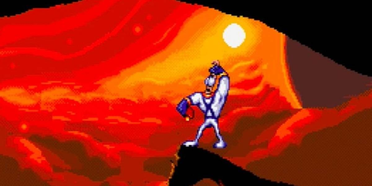 Retro Labs: Earthworm Jim 2