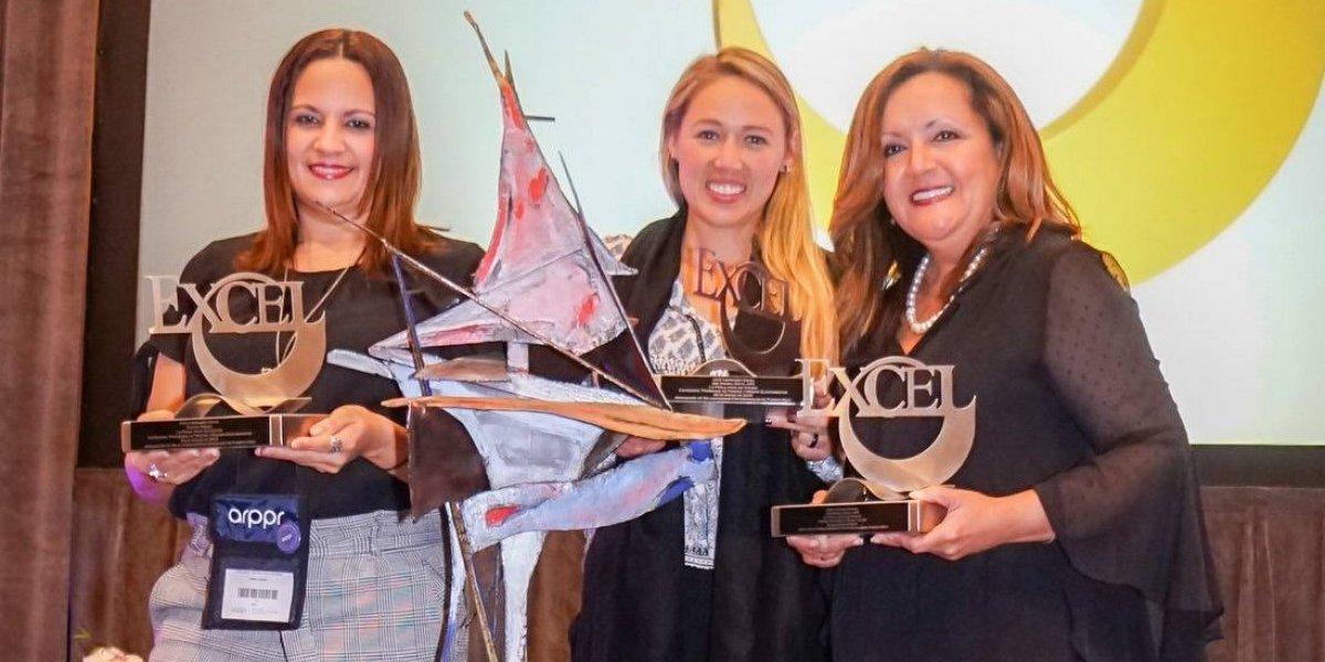 Iniciativa La Perla Pinta su Futuro gana dos premios en el Certamen Excel