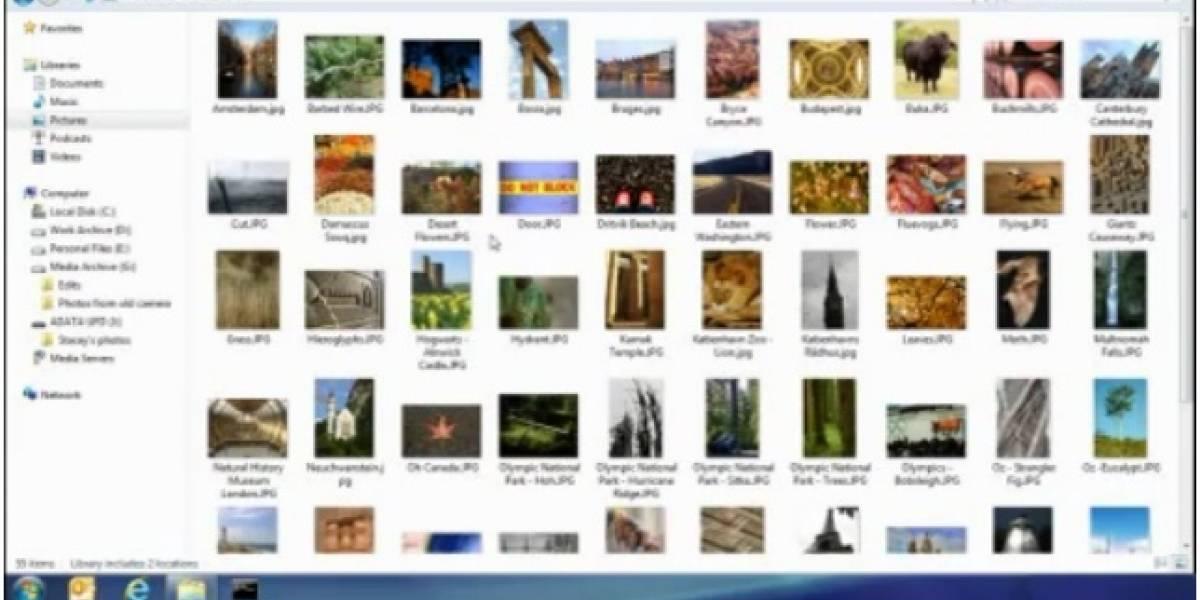 Windows 8: El nuevo Explorador de Windows