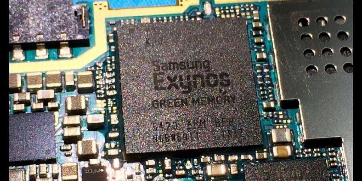 Samsung introduce el primer chipset Exynos con redes inalámbricas integradas
