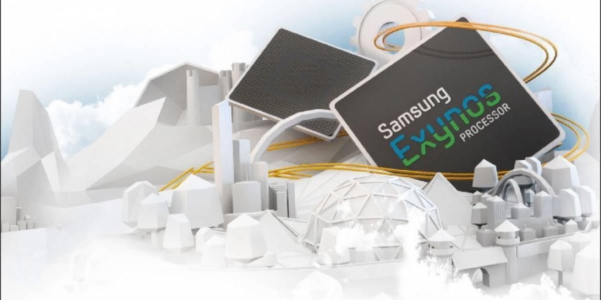 """Samsung anuncia sus nuevos SoC Exynos 5400 Series """"Adonis"""""""