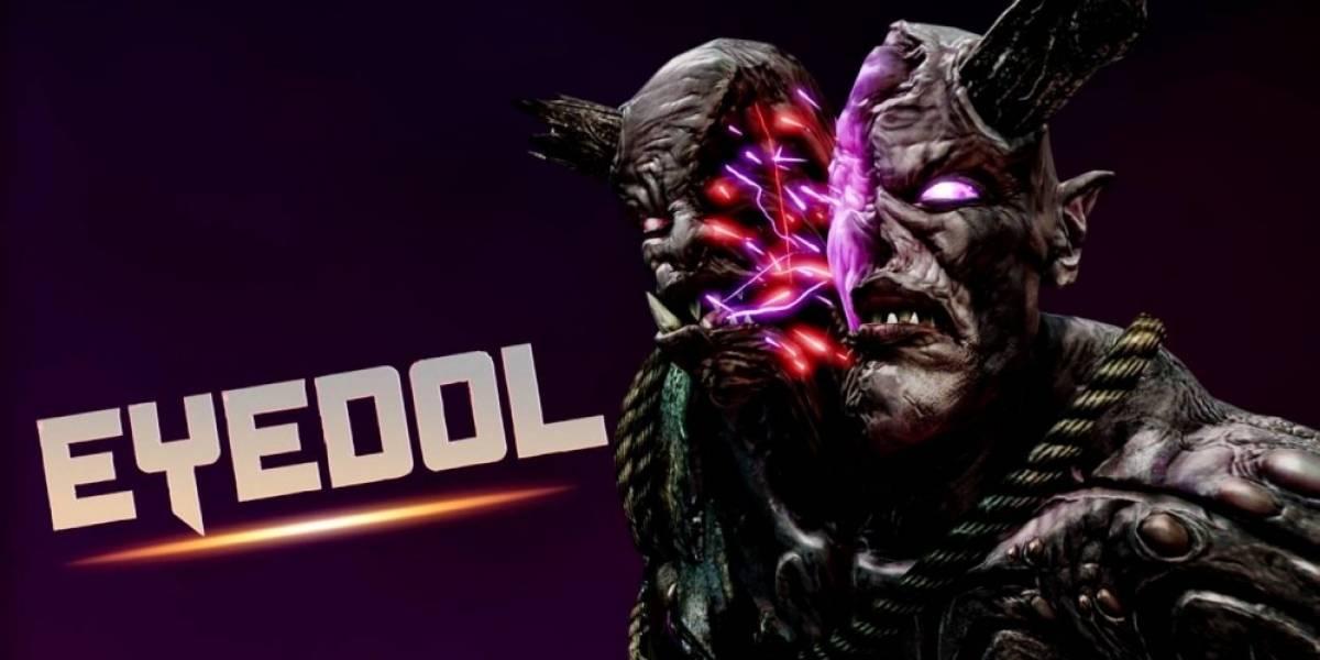 Eyedol es el último nuevo personaje de Killer Instinct