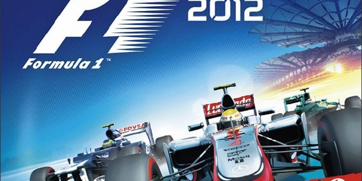 Analizamos el rendimiento del juego F1 2012