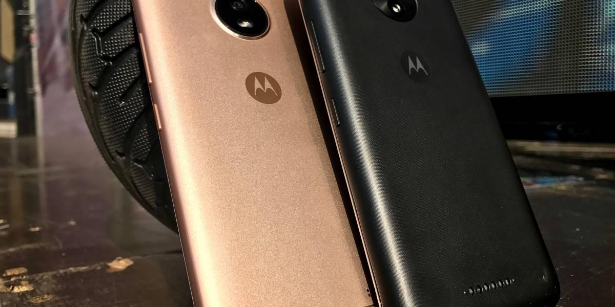 Chile: Motorola lanzó los Moto C y Moto E4 junto a sus variantes Plus
