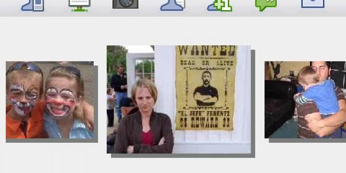 Capturas del nuevo Facebook 1.6 para BlackBerry
