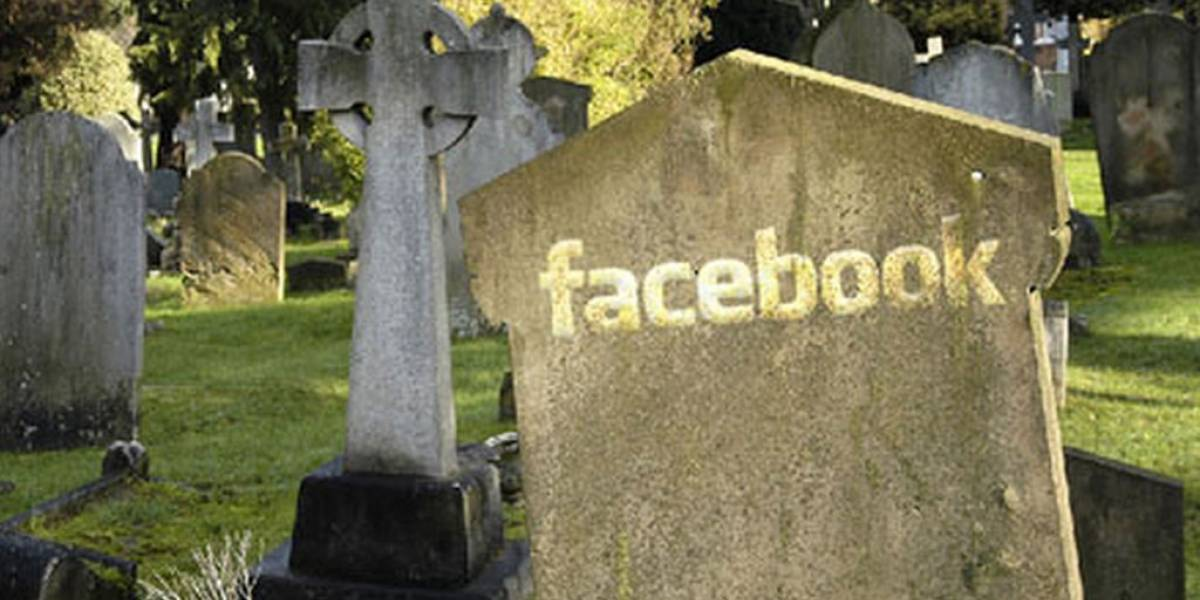 Facebook tendrá casi cinco mil millones de muertos para el 2100