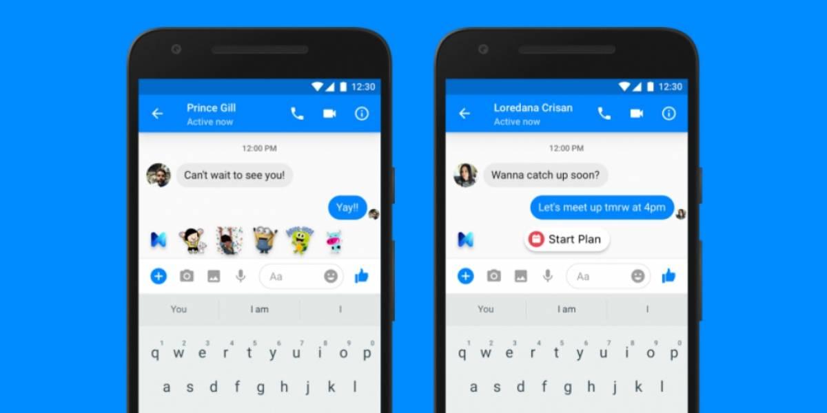 Facebook Messenger lanza oficialmente su asistente de chat