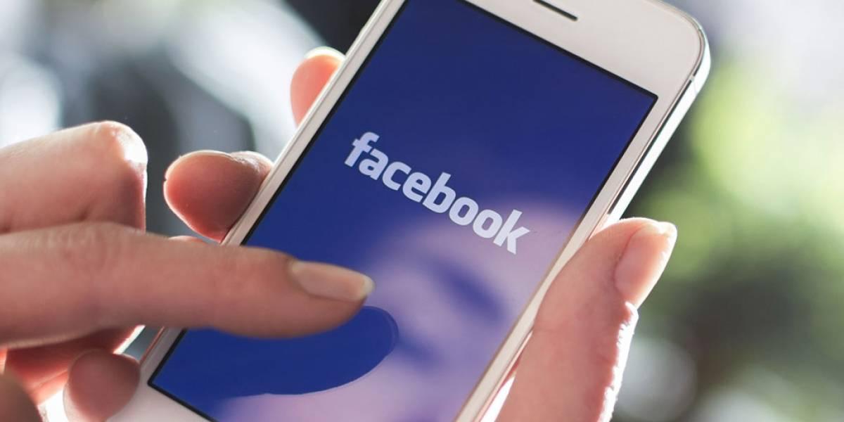 Facebook quiere ser tu aplicación de clima