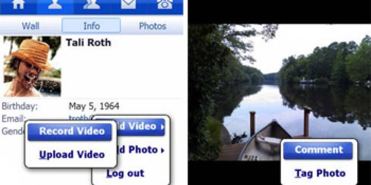 Microsoft lanza aplicación oficial de Facebook para Windows Mobile