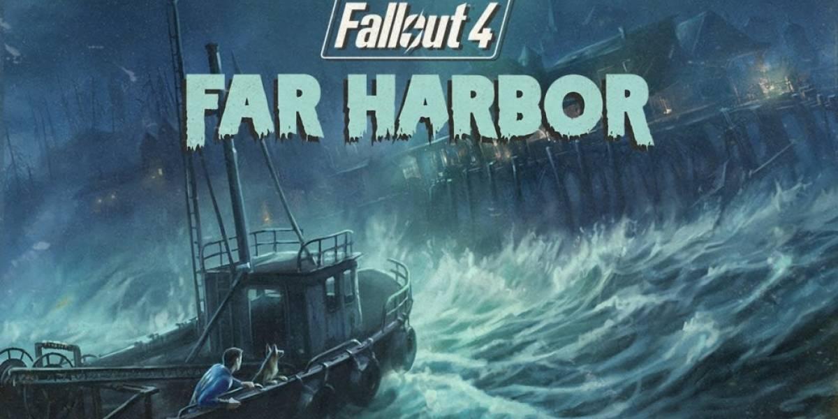 Far Harbor llegará pronto a Fallout 4