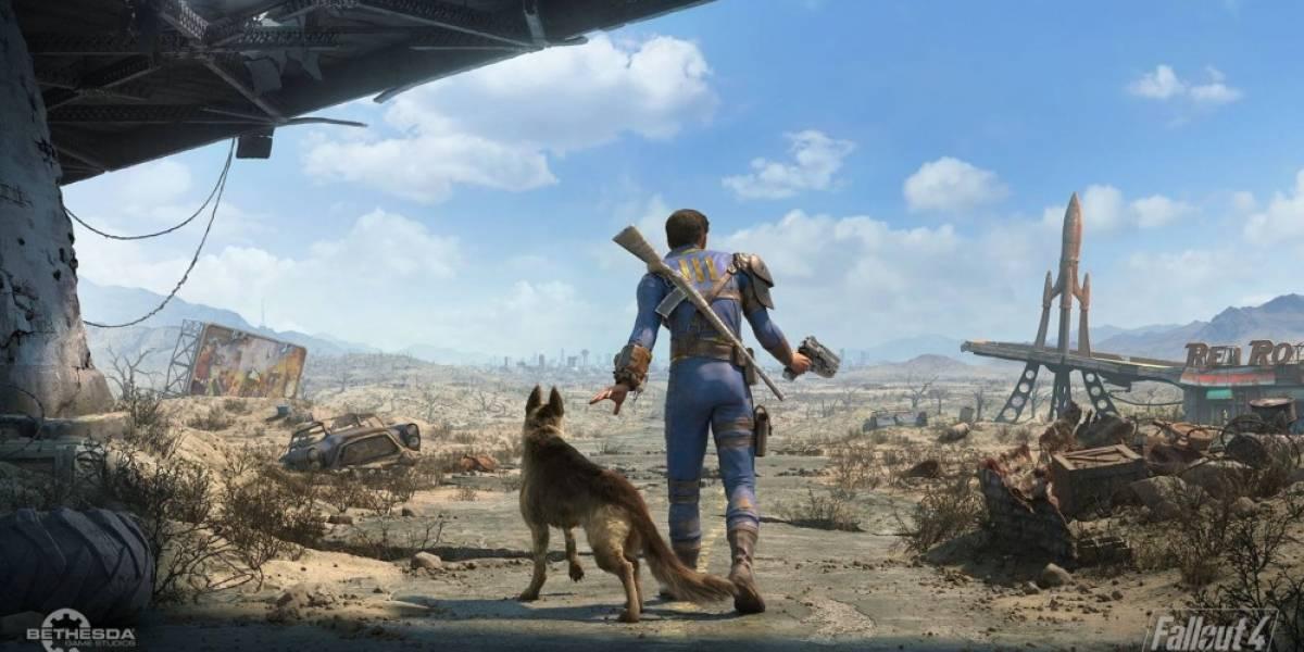 Fallout 4 se podrá jugar con el casco HTC Vive #E32016