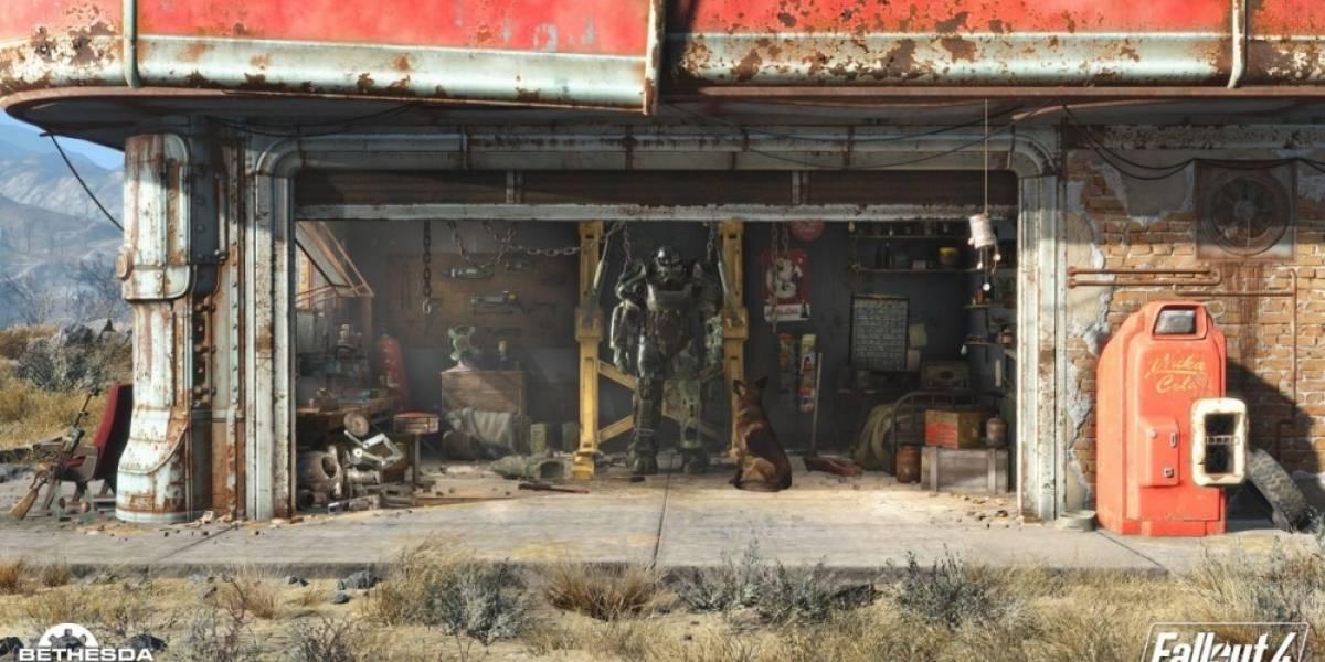 Lanzamiento de Fallout 4 provocó que cayera el tráfico de Pornhub