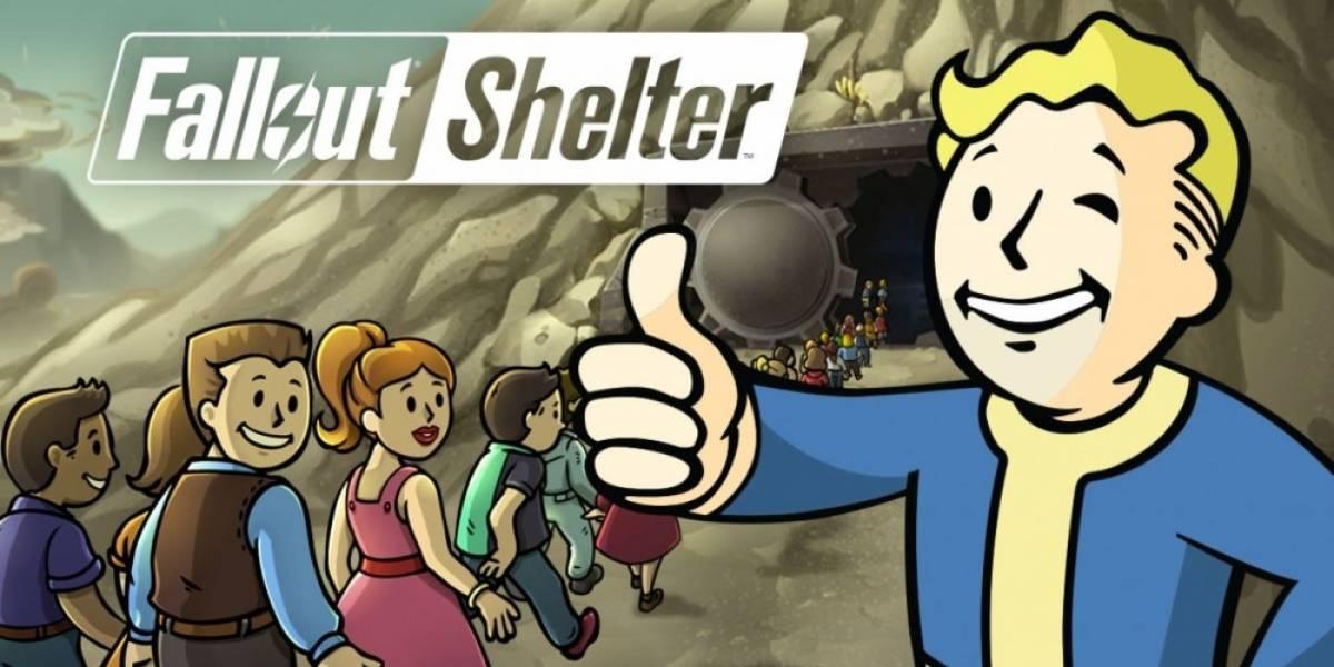 Fallout Shelter llegará a PC #E32016