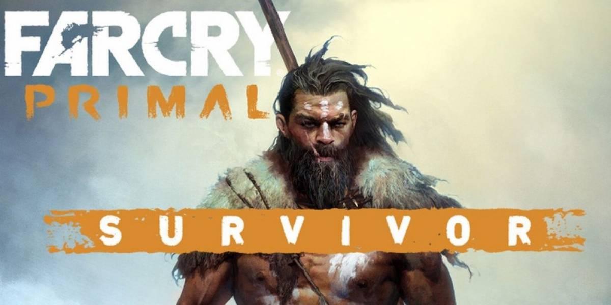 Ya están disponibles el modo Survival y las texturas 4K para Far Cry Primal