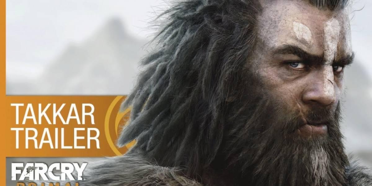 Far Cry Primal recibe nuevos videos que nos revelan más acerca del juego