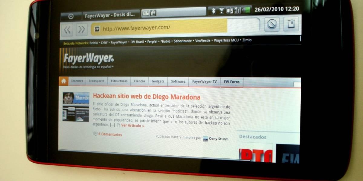 Sitios Chilenos se toman la tecnologia en serio