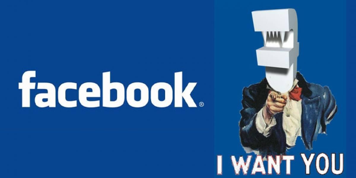 Cómo es que Facebook nos espía