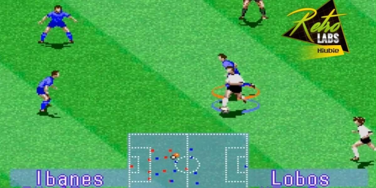 Retro Labs: Futbol Brasileiro 96