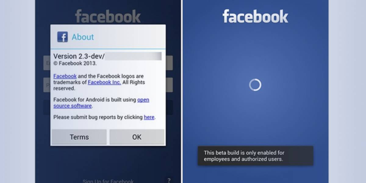 Se filtra Facebook Home, la aplicación que será presentada el 4 de abril