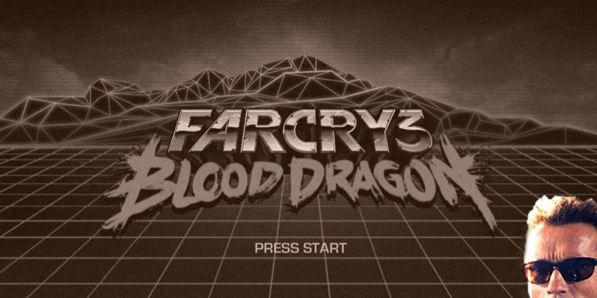 Far Cry 3: Blood Dragon [NB Labs Retrocompatible]