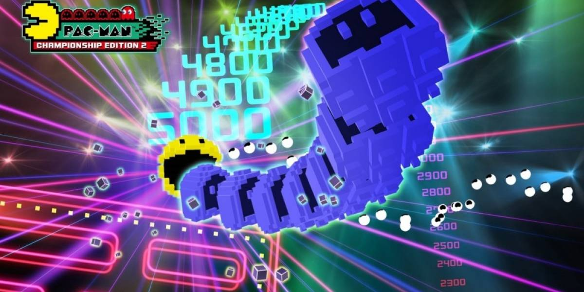 Vean 17 minutos de gameplay de Pac-Man Championship Edition 2