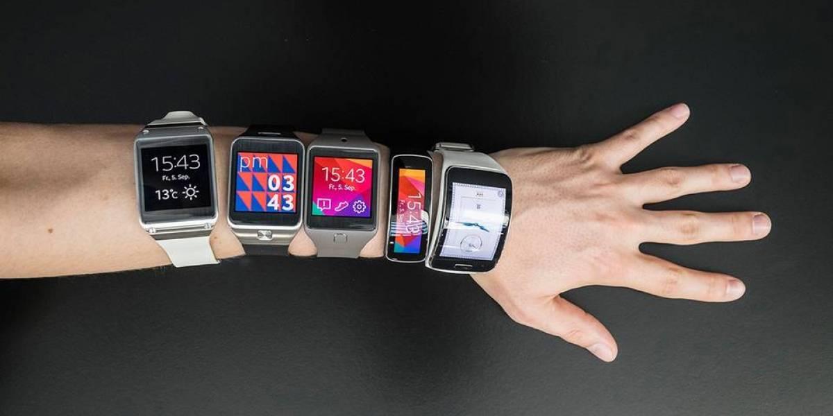 LG está patentando muchísimos nombres para relojes inteligentes