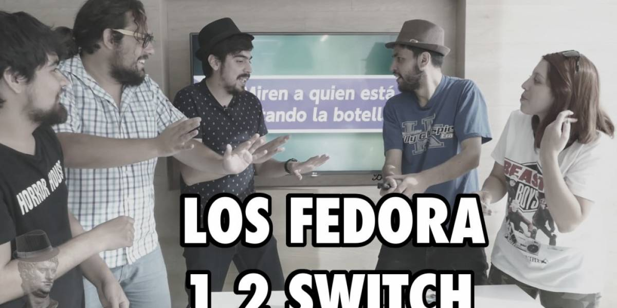 Los Fedoras episodio 004: 1-2 Switch