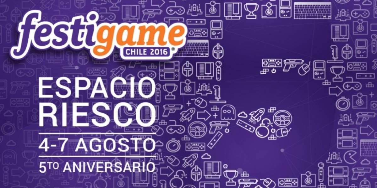 Twitch será la plataforma de streaming oficial de Festigame 2016