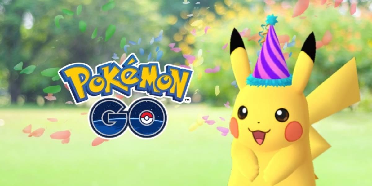 Pokémon celebra sus 21 años con evento en Pokémon Go, un maratón de Pokémon TV y más
