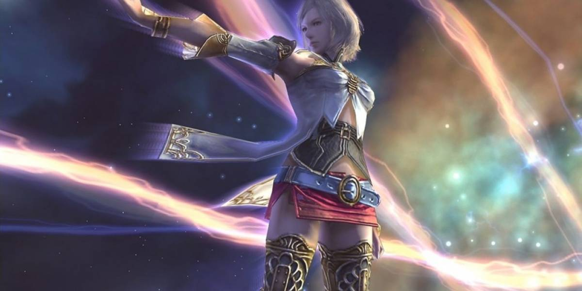 Final Fantasy XII tendrá remasterización en PS4