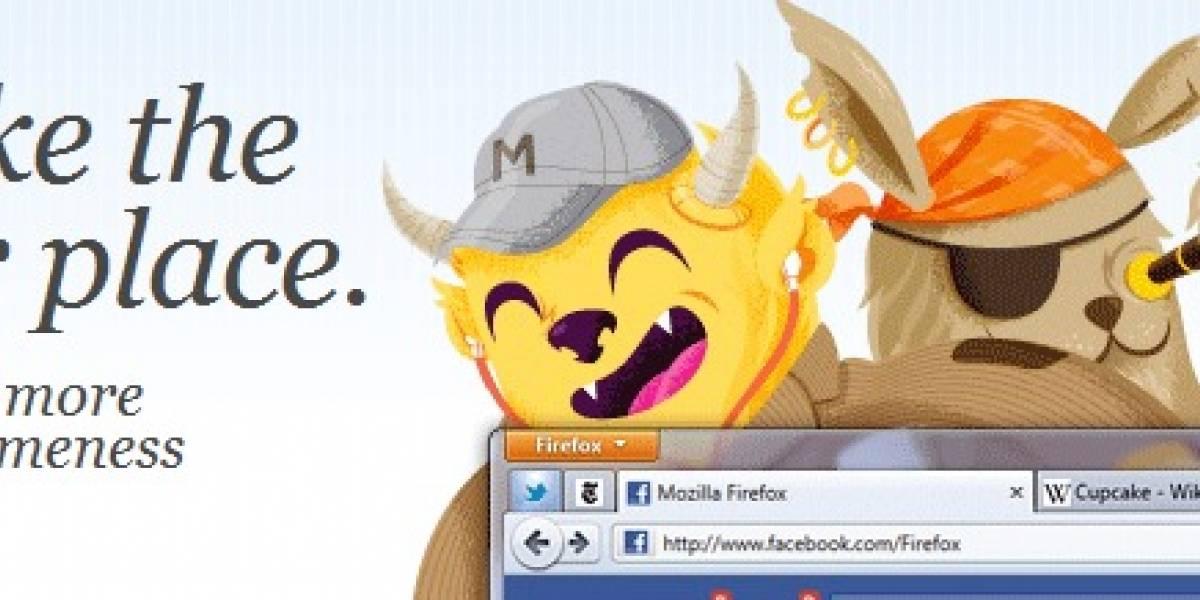 Firefox 7 definitivo ya está en el aire