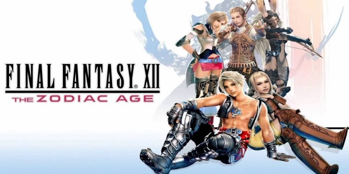 Conozcan las ediciones especiales de Final Fantasy XII: The Zodiac Age