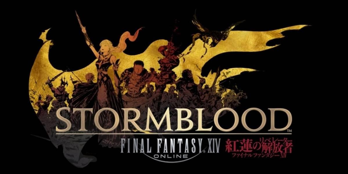La expansión Stormblood de Final Fantasy XIV ya tiene fecha