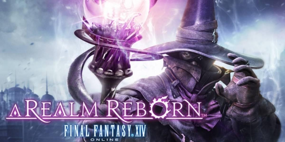 Prueba gratuita de Final Fantasy XIV ya no tiene límite de tiempo