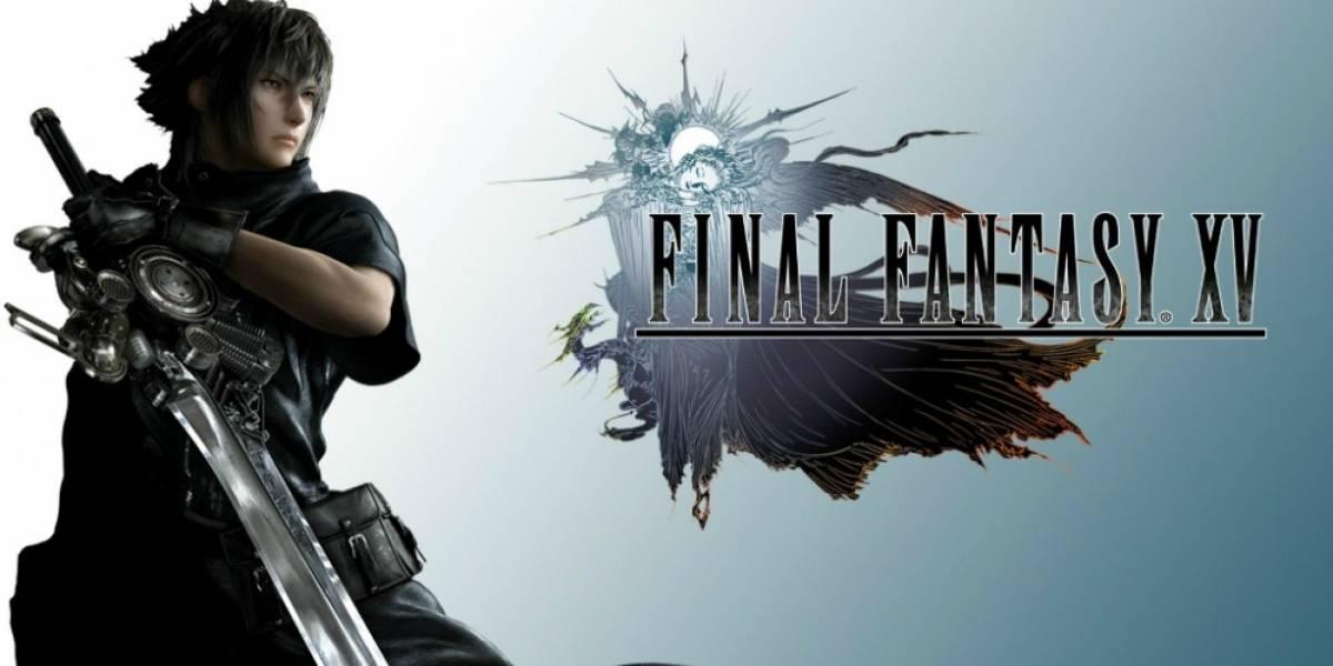 Final Fantasy XV recibe actualización con mejoras para el Capítulo 13