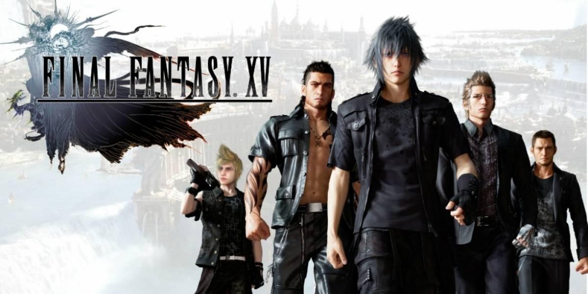 Nuevo tráiler de Final Fantasy XV muestra sus hermosos escenarios