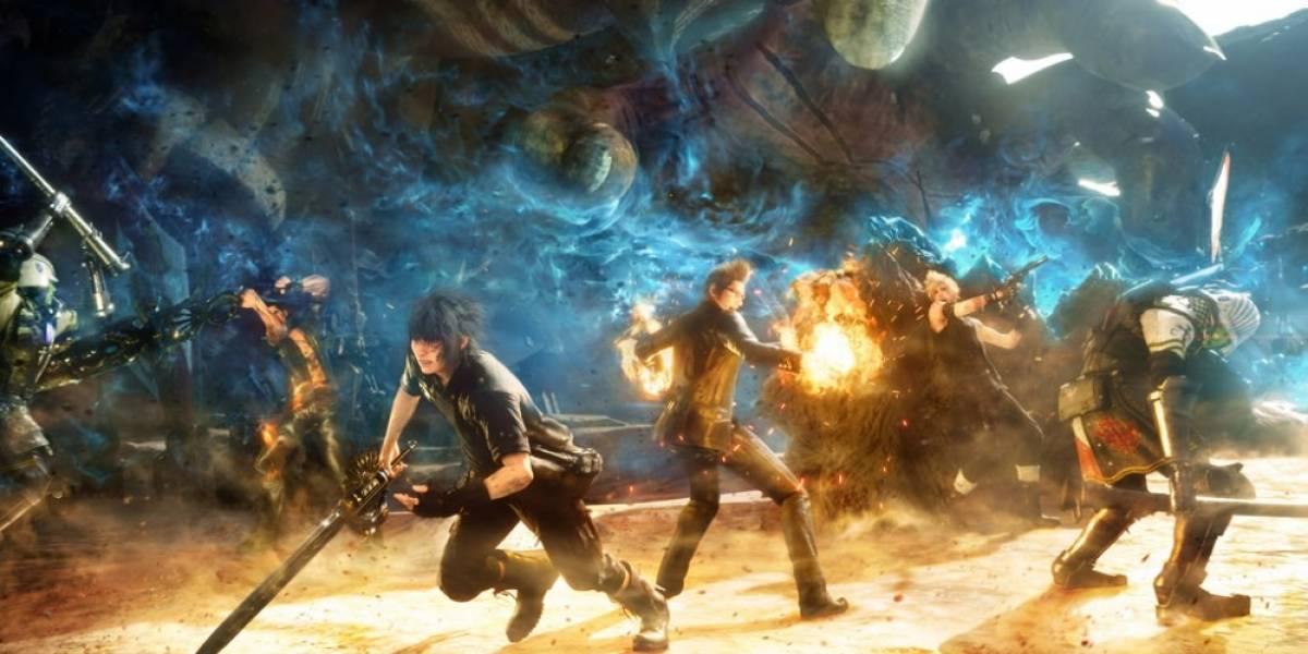 Final Fantasy XV tendrá subtítulos en español latinoamericano