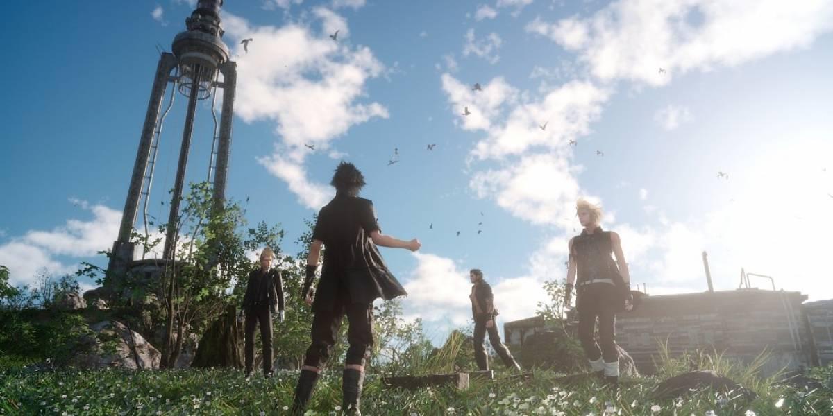 Video de Final Fantasy XV nos muestra el ciclo de día y noche
