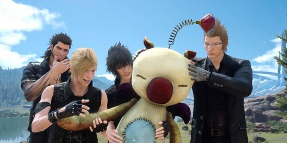 Nuevo tráiler de Final Fantasy XV nos presenta a los Moogles en acción