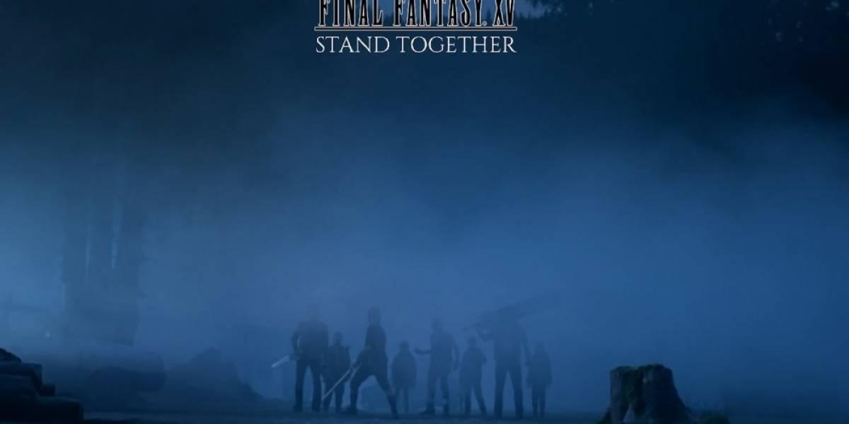 Vean el épico tráiler de lanzamiento de Final Fantasy XV