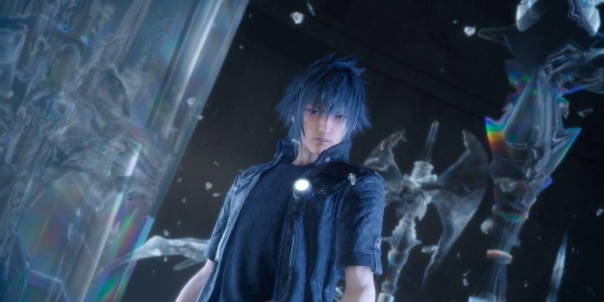 El parche Day One de Final Fantasy XV agrega funciones, galerías y cinemáticas