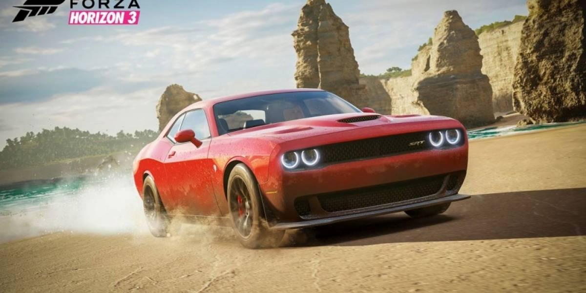 Se revelan los primeros 150 autos que estarán en Forza Horizon 3